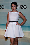 05.06.2012. Kenzo Summer Party at Green Golf Channel in Madrid. In the image Eva Marciel (Alterphotos/Marta Gonzalez)