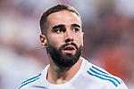 Daniel Carvajal Ramos of Real Madrid in training prior to the Supercopa de Espana Final 2nd Leg match between Real Madrid and FC Barcelona at the Estadio Santiago Bernabeu on 16 August 2017 in Madrid, Spain. Photo by Diego Gonzalez Souto / Power Sport Images