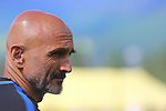 July 15th 2017, Brunico, Dolomites, South Tyrol, Italy; Friendly Football Match Inter Milan vs Nuremberg. Pictured: Luciano Spaletti,  Inter Milan coach