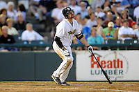 July 15, 2009:  First Baseman Brian Dopirak of the New Hampshire Fisher Cats during the 2009 Eastern League All-Star game at Mercer County Waterfront Park in Trenton, NJ.  Photo By David Schofield/Four Seam Images