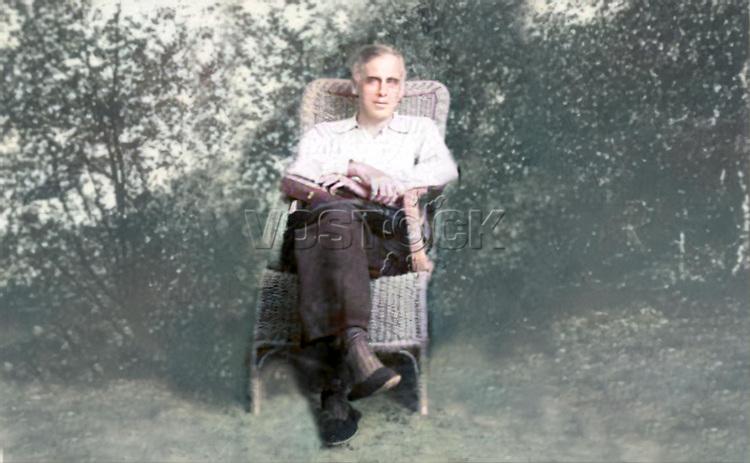 Sergei Efron, Odessa, 1938.