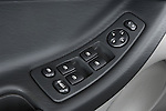 Door control deatil view of a 2008 Chrysler Pacifica