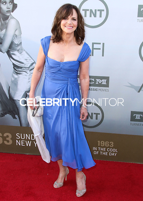 HOLLYWOOD, LOS ANGELES, CA, USA - JUNE 05: Sally Field at the 42nd AFI Life Achievement Award Honoring Jane Fonda held at the Dolby Theatre on June 5, 2014 in Hollywood, Los Angeles, California, United States. (Photo by Xavier Collin/Celebrity Monitor)