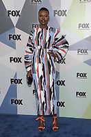 NEW YORK, NY - MAY 14: Shaunette Renee Wilson at the 2018 Fox Network Upfront at Wollman Rink, Central Park on May 14, 2018 in New York City.  <br /> CAP/MPI/PAL<br /> &copy;PAL/MPI/Capital Pictures