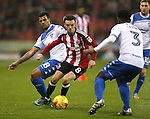 Stefan Scougall of Sheffield Utd during the English League One match at the Bramall Lane Stadium, Sheffield. Picture date: November 22nd, 2016. Pic Simon Bellis/Sportimage