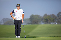 25th January 2020, Torrey Pines, La Jolla, San Diego, CA USA;  Sungjae Im during round 3 of the Farmers Insurance Open at Torrey Pines Golf Club on January 25, 2020