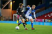 3rd October 2017, Ewood Park, Blackburn, England; Football League Trophy Group stage, Blackburn Rovers versus Bury; Blackburns Harry Chapman tackles Bury's Jordan Williams (12)