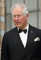 HRH Prince Charles, Prince of Wales pictured at the World Premiere of Netflix's Our Planet at the Natural History Museum, Kensington, London on April 4th 2019<br /> <br /> Photo by Keith Mayhew