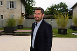 France, Ambilly, le 16.05.2018<br />M. Guillaume Mathelier, maire de la ville d&rsquo;Ambilly<br />&copy; Jean-Patrick Di Silvestro/ Le Courrier