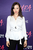 LOS ANGELES - OCT 2: Francesca Eastwood at the premiere of Dark Sky Films' 'M.F.A.' at The London West Hollywood on October 2, 2017 in West Hollywood, California