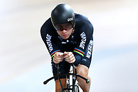 Pieter Bulling  during training, Avantidrome, Home of Cycling, Cambridge, New Zealand, Friday, March 17, 2017. Mandatory Credit: © Dianne Manson/CyclingNZ  **NO ARCHIVING**