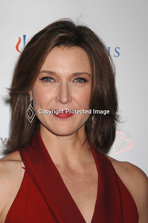 "Brenda Strong..arriving at ""Events of the Heart"" Gala on October 1, 2007 ..at Jazz at Lincoln Center.....Photo by Robin Platzer, Twin Images....212-935-0770"