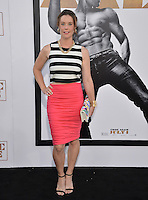 Ashley Williams at the world premiere of &quot;Magic Mike XXL&quot; at the TCL Chinese Theatre, Hollywood.<br /> June 25, 2015  Los Angeles, CA<br /> Picture: Paul Smith / Featureflash