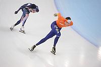 SPEEDSKATING: SOCHI: Adler Arena, 21-03-2013, Training, Sven Kramer (NED), © Martin de Jong