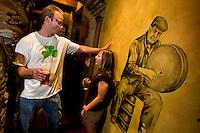 Ri-Ra Irish Pub in Charlotte, NC.
