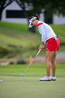 So Yeon Ryu (KOR) watches her putt on 8 during round 2 of  the Volunteers of America Texas Shootout Presented by JTBC, at the Las Colinas Country Club in Irving, Texas, USA. 4/28/2017.<br /> Picture: Golffile | Ken Murray<br /> <br /> <br /> All photo usage must carry mandatory copyright credit (&copy; Golffile | Ken Murray)