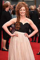 Pheobe Thomas arrives for the Olivier Awards 2015 at the Royal Opera House Covent Garden, London. 12/04/2015 Picture by: Steve Vas / Featureflash