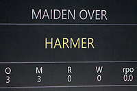 Another maiden for Simon Harmer of Essex during Essex CCC vs Nottinghamshire CCC, Specsavers County Championship Division 1 Cricket at The Cloudfm County Ground on 14th May 2019