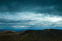 Beinn Tarsuinn from Beinn Eich, the Luss Hills, Loch Lomond and the Trossachs National Park