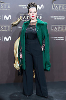 Debi Mazar attends to the premiere of 'La Peste' at Callao Cinemas in Madrid, Spain. January 11, 2018. (ALTERPHOTOS/Borja B.Hojas) /NortePhoto.com NORTEPHOTOMEXICO