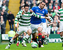 :: CELTIC'S BERAM KAYAL AND RANGERS' KYLE BARTLEY CHALLENGE ::