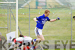 Colm Cooper  Kerry scores a disallowed Goal against  Mayo in the National Football League in Austin Stack Park on Sunday..