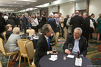 San Francisco, CA - Saturday Feb. 14, 2015: The 2014 US Soccer Hall of Fame Induction ceremony.