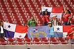 13 March 2008: Unidentified Panama fans. The United States U-23 Men's National Team defeated the Panama U-23 Men's National Team 1-0 at Raymond James Stadium in Tampa, FL in a Group A game during the 2008 CONCACAF's Men's Olympic Qualifying Tournament.