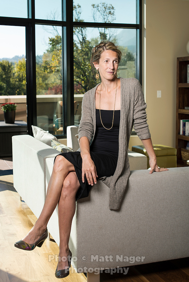 President of Therapy Sites Kate Maloney, Phd. (cq) in her Boulder, Colorado office, Wednesday, October 16, 2013.<br /> <br /> Photo by Matt Nager