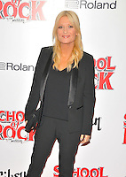 Gaby Roslin at the &quot;School of Rock: The Musical&quot; VIP opening night, New London Theatre, Drury Lanes, London, England, UK, on Monday 14 November 2016. <br /> CAP/CAN<br /> &copy;CAN/Capital Pictures /MediaPunch ***NORTH AND SOUTH AMERICAS ONLY***