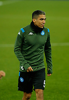 26th November 2019; Anfield, Liverpool, Merseyside, England; UEFA Champions League, Liverpool versus Napoli, Napoli Training; Allan during SSC Napoli's open training session at Anfield ahead of tomorrow's Champions League group match against Liverpool