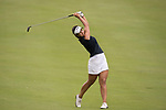 Golfer Leticia Ras Anderica of Germany during the 2017 Hong Kong Ladies Open on June 10, 2017 in Hong Kong, China. Photo by Marcio Rodrigo Machado / Power Sport Images
