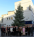 Rotary Club Tree Launch