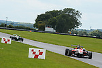 Gino Ussi - Chris Dittmann Racing Dallara F312 Mercedes HWA