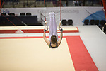 British Gymnastics Championships 2017<br /> The Liverpool Echo Arena<br /> Harri Morgan Barry YMCA Gym Club<br /> 25.03.17<br /> &copy;Steve Pope - Sportingwales