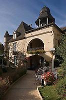 Europe/France/Aquitaine/24/Dordogne/Vallée de la Dordogne/Périgord Noir/Sarlat-la-Canéda: Le présidial ou s'exercait la justice royale