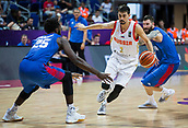 7th September 2017, Fenerbahce Arena, Istanbul, Turkey; FIBA Eurobasket Group D; Russia versus Great Britain; Guard Aleksei Shved #1 of Russia in action during the match