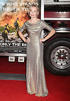 WESTWOOD, CA - OCTOBER 08: Actress Jenny Gabrielle arrives at the Premiere Of Columbia Pictures' 'Only The Brave' at Regency Village Theatre on October 8, 2017 in Westwood, California.<br /> CAP/ROT/TM<br /> &copy;TM/ROT/Capital Pictures