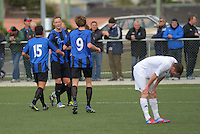 120707 Chatham Cup Football - Miramar Rangers v Stop Out