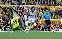 2011 10 15 Premiership Norwich v Swansea City, Norwich, UK