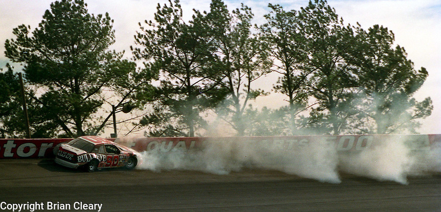 Atlanta Journal 500 at Atlanta International Raceway in Hampton, GA, November 1988.  (Photo by Brian Cleary/www.bcpix.com)