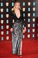 Sophie Turner<br /> at the 2017 BAFTA Film Awards held at The Royal Albert Hall, London.<br /> <br /> <br /> &copy;Ash Knotek  D3225  12/02/2017