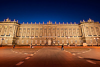 Palacio de Oriente, Madrid, Spain