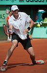 Paul-Henri Mathieu (FRA) defeats John Isner (USA), 6-7, 6-4, 6-4, 3-6, 18-16