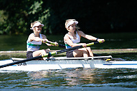 Race: 110 Event: ELwt 2- Quarter-Final - Thames RC vs Commercial RC (IRE)<br /> <br /> Henley Women's Regatta 2017<br /> <br /> To purchase this photo, or to see pricing information for Prints and Downloads, click the blue 'Add to Cart' button at the top-right of the page.