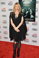 Courtney Love at the AFI Fest premiere for &quot;The Disaster Artist&quot; at the TCL Chinese Theatre. Los Angeles, USA 12 November  2017<br /> Picture: Paul Smith/Featureflash/SilverHub 0208 004 5359 sales@silverhubmedia.com