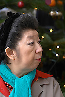 Missawa Kano, famous Japanese wine and music writer resident in France.