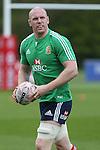 British & Irish Lions training session.Paul O'Connell taking part in the Lions training session in Wales...Vale Resort.15.05.13.©Steve Pope