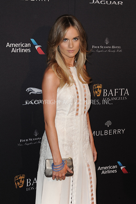 WWW.ACEPIXS.COM<br /> <br /> January 10 2015, LA<br /> <br /> Cressida Bonas attending the 2015 BAFTA Tea Party at The Four Seasons Hotel on January 10, 2015 in Beverly Hills, California.<br /> <br /> By Line: Peter West/ACE Pictures<br /> <br /> <br /> ACE Pictures, Inc.<br /> tel: 646 769 0430<br /> Email: info@acepixs.com<br /> www.acepixs.com