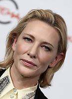 L'attrice australiana Cate Blanchett posa durante un photocall per la presentazione del film &quot;The House With a Clock in Its Walls&quot; al Festival Internazionale del Film di Roma, 19 ottobre 2018.<br /> Australian actress Cate Blanchett poses during the photocall of the movie &quot;The House With a Clock in Its Walls&quot; during the international Rome Film Festival at Rome's Auditorium, on October 19, 2018.<br /> UPDATE IMAGES PRESS/Isabella Bonotto